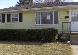 Foreclosed Home in Mayville 53050 BRECKENRIDGE ST - Property ID: 4393333976