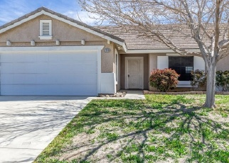 Foreclosed Home in Rosamond 93560 EASTWIND CT - Property ID: 4393368119