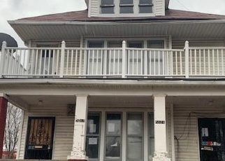 Foreclosed Home in Detroit 48213 PARKER ST - Property ID: 4393436452