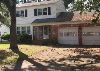 Foreclosed Home in Newport News 23608 FAUQUIER PL - Property ID: 4393493830