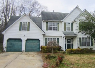 Foreclosed Home in Suffolk 23434 WOODLAKE TER - Property ID: 4393494706