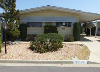 Foreclosed Home in Homeland 92548 KENTIA PALM DR - Property ID: 4393695739