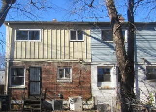 Foreclosed Home in Hyattsville 20785 COLUMBIA PL - Property ID: 4394517365