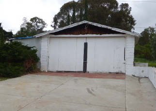 Foreclosed Home in Fallbrook 92028 E ALVARADO ST - Property ID: 4394723208