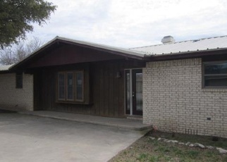 Foreclosed Home in Big Lake 76932 OAK DR - Property ID: 4394976810