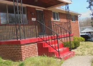 Foreclosed Home in Capitol Heights 20743 CLEARFIELD PL - Property ID: 4394998706