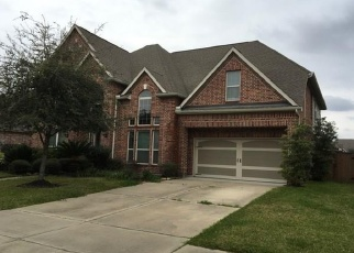 Foreclosed Home in Richmond 77407 BLAND MILLS LN - Property ID: 4395438875