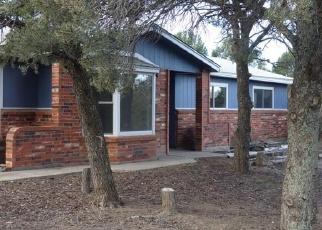Foreclosed Home in Edgewood 87015 W WILLARD RD - Property ID: 4395623696