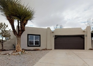 Foreclosed Home in Rio Rancho 87124 UTAH MEADOW RD NE - Property ID: 4395626314