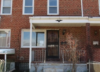 Foreclosed Home in Baltimore 21224 TOLNA ST - Property ID: 4395687189