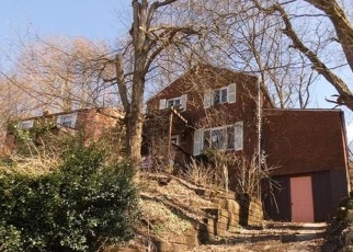 Foreclosed Home in Pittsburgh 15235 SAYLONG DR - Property ID: 4395706466