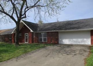 Foreclosed Home in Mcalester 74501 SAUNIER WAY - Property ID: 4395839617