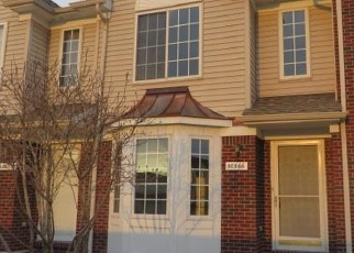 Foreclosed Home in New Baltimore 48047 WOODBURY DR - Property ID: 4396016106