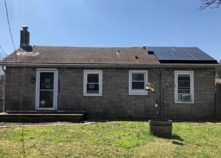 Foreclosed Home in Trenton 08638 ORNE AVE - Property ID: 4396055535