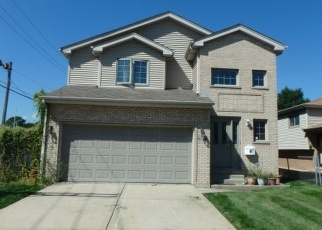 Foreclosed Home in Chicago Ridge 60415 MENARD AVE - Property ID: 4396179481