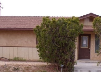 Foreclosed Home in Yucca Valley 92284 HIDDEN GOLD DR - Property ID: 4396317886