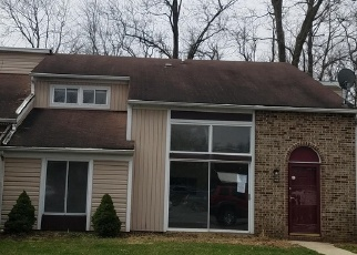 Foreclosed Home in Hagerstown 21742 WOODLANDS RUN - Property ID: 4396325771