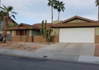 Foreclosed Home in Boulder City 89005 MANCHA DR - Property ID: 4396432188