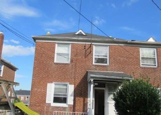 Foreclosed Home in Baltimore 21213 WOODSTOCK AVE - Property ID: 4396459791