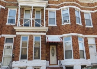 Foreclosed Home in Baltimore 21217 RUSKIN AVE - Property ID: 4396460214