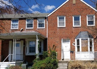 Foreclosed Home in Towson 21286 LOCH RAVEN BLVD - Property ID: 4396762873