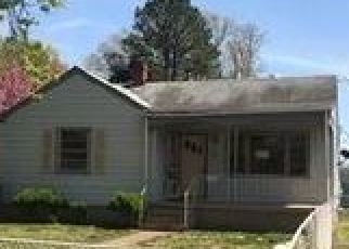 Foreclosed Home in Richmond 23222 THOMPSON ST - Property ID: 4396877161