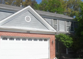 Foreclosed Home in Accokeek 20607 DOBBIN CT - Property ID: 4397186383