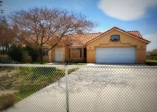 Foreclosed Home in Hesperia 92345 3RD AVE - Property ID: 4397244634