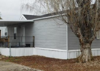 Foreclosed Home in Clearfield 84015 W 300 N TRLR 41 - Property ID: 4397560861