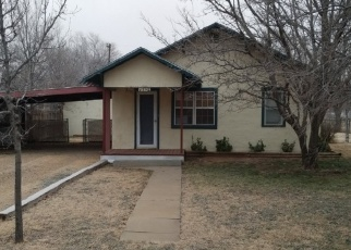 Foreclosed Home in Claude 79019 N VINE ST - Property ID: 4397668594
