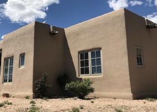 Foreclosed Home in Santa Fe 87507 AVENIDA FRIJOLES - Property ID: 4397752237