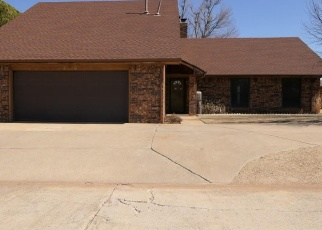 Foreclosed Home in Woodward 73801 CHEYENNE DR - Property ID: 4397859548