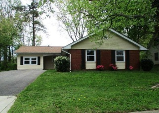 Foreclosed Home in Bowie 20715 SHETLAND LN - Property ID: 4398782807