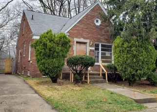 Foreclosed Home in Detroit 48234 KLINGER ST - Property ID: 4398835801