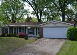 Foreclosed Home in Florissant 63033 BROOKSTONE DR - Property ID: 4399022818