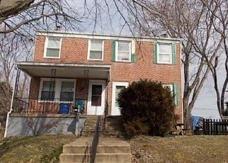 Foreclosed Home in Baltimore 21206 EUGENE AVE - Property ID: 4399193171