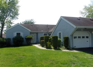 Foreclosed Home in Freehold 07728 HALDEN STRASSE - Property ID: 4399625916