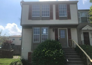 Foreclosed Home in Glen Burnie 21061 VALIANT CIR - Property ID: 4399700347