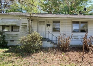 Foreclosed Home in Hampton 23669 FOX HILL RD - Property ID: 4399923275