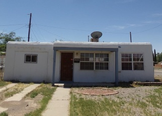 Foreclosed Home in Alamogordo 88310 DEXTER LN - Property ID: 4400083137