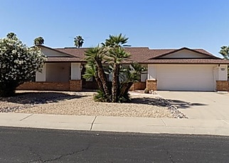Foreclosed Home in Sun City West 85375 W LYRIC DR - Property ID: 4400209722