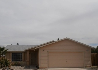 Foreclosed Home in Ridgecrest 93555 PORTER ST - Property ID: 4400530762