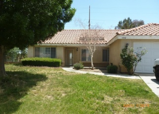 Foreclosed Home in Rosamond 93560 CITATION WAY - Property ID: 4400537317