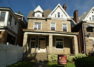 Foreclosed Home in Pittsburgh 15221 S TRENTON AVE - Property ID: 4400673527