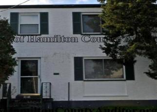 Foreclosed Home in Cincinnati 45237 CREST HILL AVE - Property ID: 4400779518
