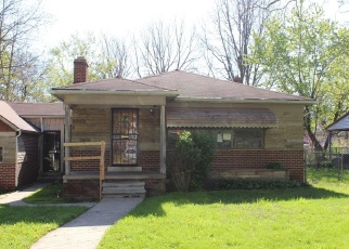 Foreclosed Home in Detroit 48219 PIERSON ST - Property ID: 4400850475