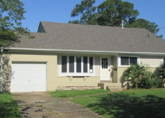 Foreclosed Home in Norfolk 23502 BEACON HILL CT - Property ID: 4400886382
