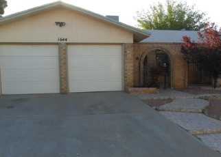 Foreclosed Home in El Paso 79936 BOB SMITH DR - Property ID: 4400896908