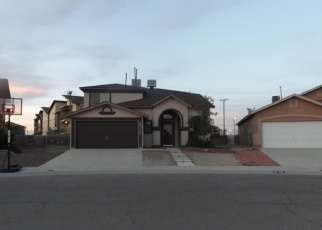 Foreclosed Home in El Paso 79938 TUSCAN ROSE LN - Property ID: 4400920998