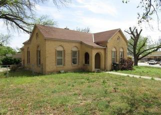 Foreclosed Home in Sonora 76950 E POPLAR ST - Property ID: 4400923616